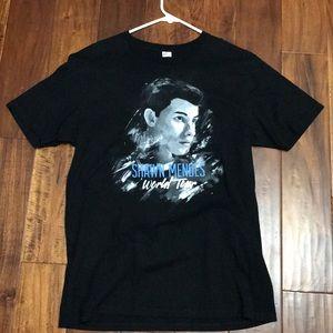 RARE Shawn Mendes Tour Shirt